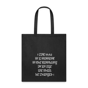 wittness with your grocery shopping :) - Tote Bag