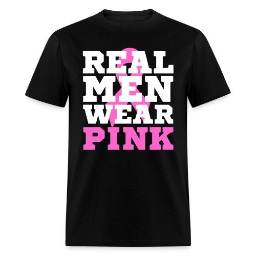 Breast Cancer!  - Men's T-Shirt