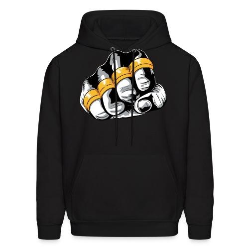 Brass Knux Hoodie - Men's Hoodie