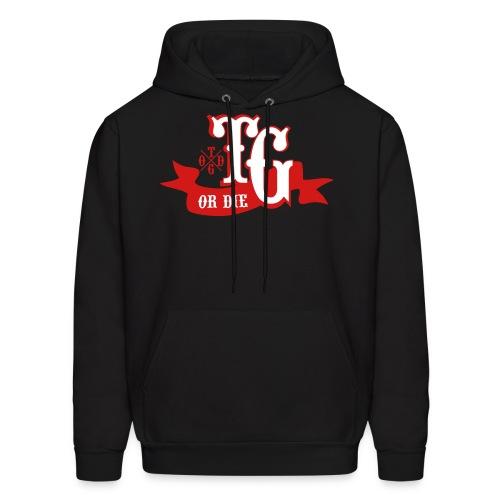 TG or Die Hoodie - Men's Hoodie
