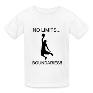 NO LIMITS - Kids' T-Shirt