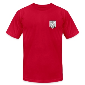 Training Corps - Men's T-Shirt by American Apparel