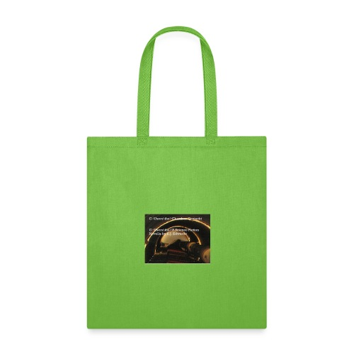 Chamber Contacht tote bag - Tote Bag