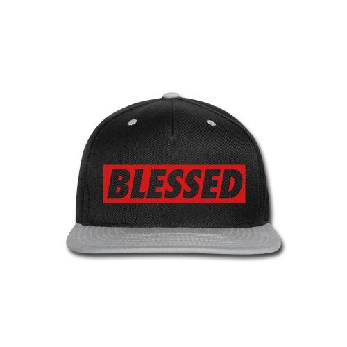 Blessed™ - Snap-back Baseball Cap