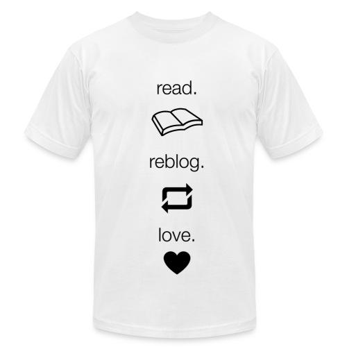 Black RRL Vertical Men's - Men's Jersey T-Shirt