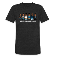 T-Shirts ~ Unisex Tri-Blend T-Shirt by American Apparel ~ Character Tri-Blend T-Shirt