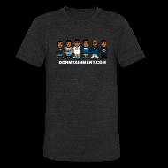 T-Shirts ~ Unisex Tri-Blend T-Shirt ~ Character Tri-Blend T-Shirt