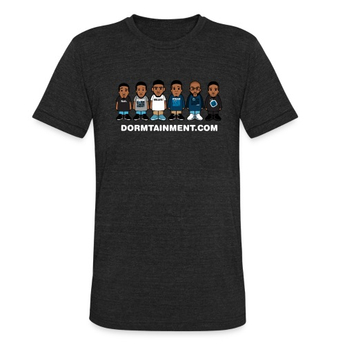 Character Tri-Blend T-Shirt - Unisex Tri-Blend T-Shirt