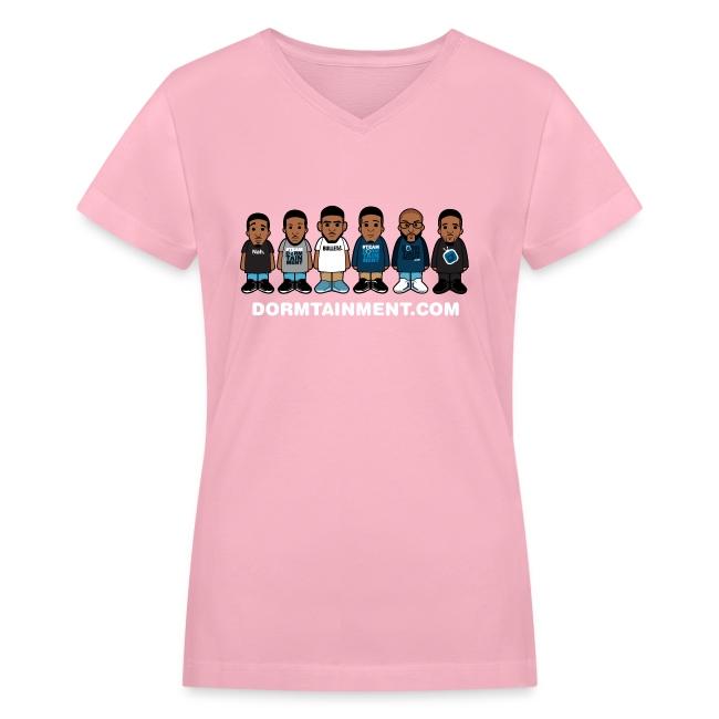 Character V-Neck T-shirt