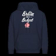 Hoodies ~ Men's Hoodie ~ Ballin Ona Budget Hoodie