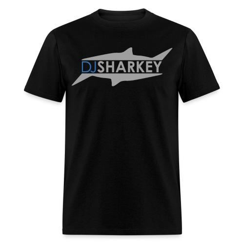 BLACK - Men's T-Shirt