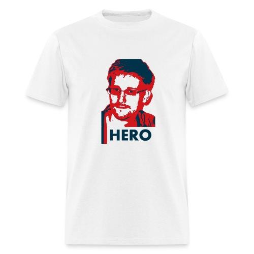 Snowden Hero - Men's T-Shirt