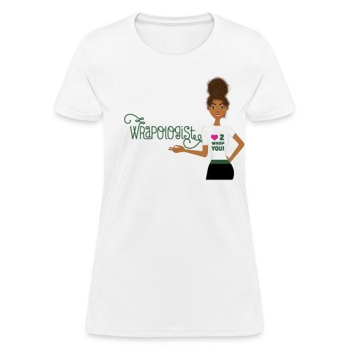 Wrapologist  - Women's T-Shirt
