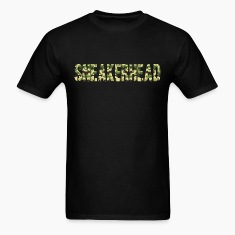 Sneakerhead Camo T-Shirts