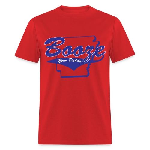BoozeYourDaddy Official Uniform - Men's T-Shirt