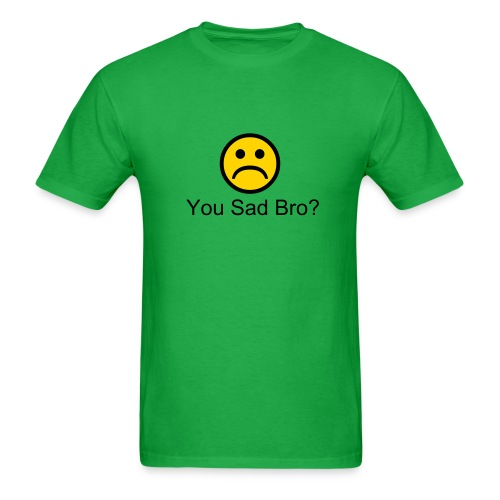 Sad - Men's T-Shirt