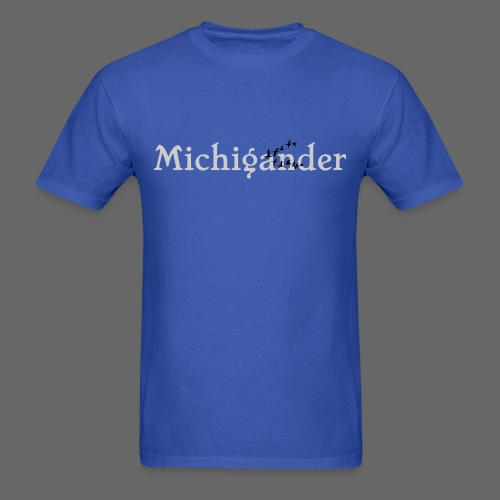 Michigander - Men's T-Shirt
