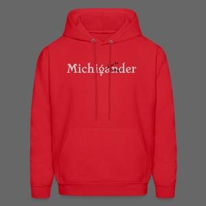 Michigander - Men's Hoodie