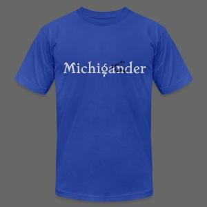 Michigander - Men's Fine Jersey T-Shirt