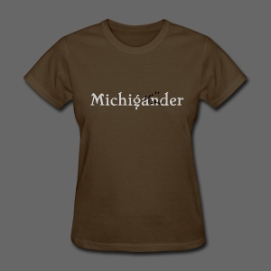 Michigander - Women's T-Shirt