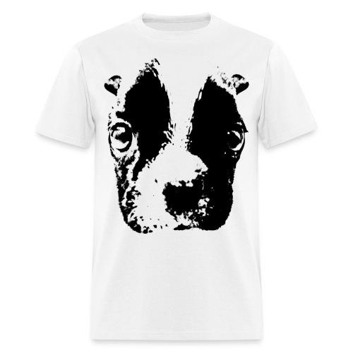 French Bulldog Men's T-shirt - Men's T-Shirt