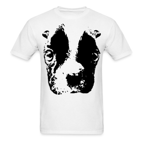 French Bulldog Men's T-shirt - Men's T-Shirt