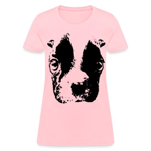 French Bulldog Women's T-shirt - Women's T-Shirt