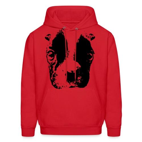 French Bulldog Men's Hoodie - Men's Hoodie