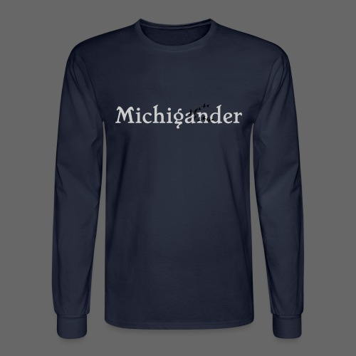 Michigander - Men's Long Sleeve T-Shirt