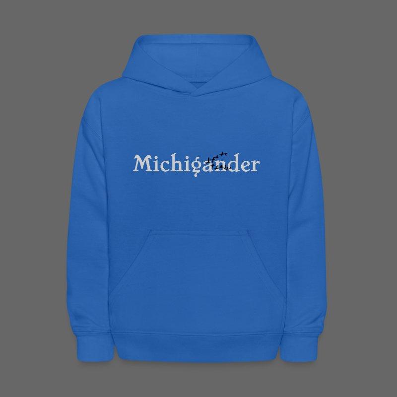 Michigander - Kids' Hoodie