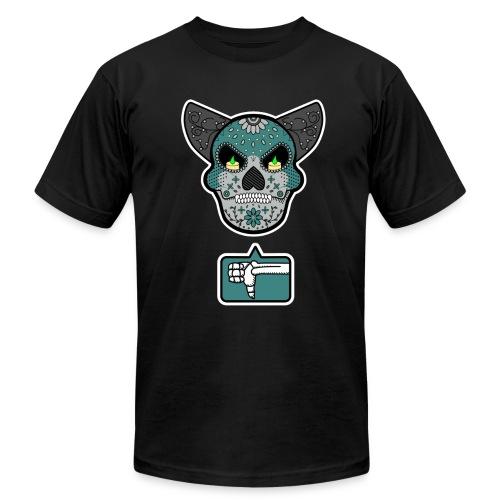 Bedfellows - muerte dislike - Men's Fine Jersey T-Shirt