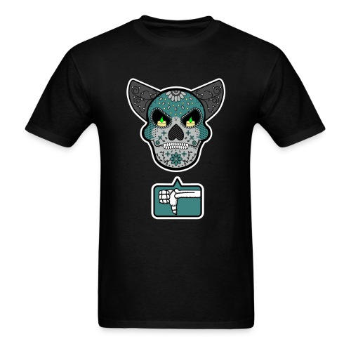 Bedfellows - muerte dislike - Men's T-Shirt