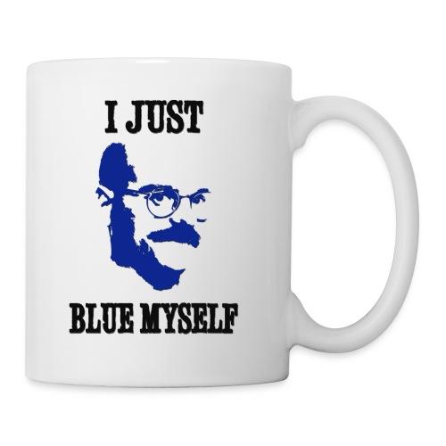I Just Blue Myself Mug - Coffee/Tea Mug