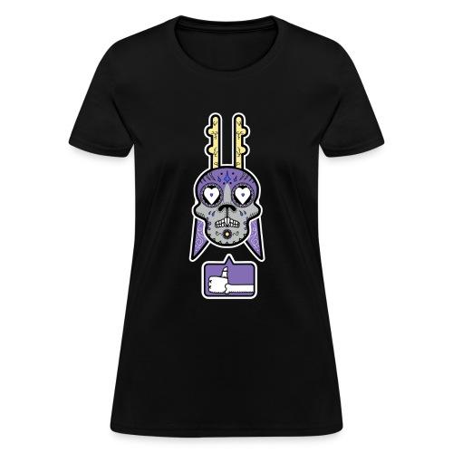 Bedfellows - muerte like - Women's T-Shirt
