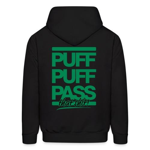 Puff Puff Pass sweatshirt for Men™ - Men's Hoodie