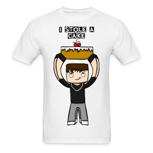 Minecraft G - Men's T-Shirt