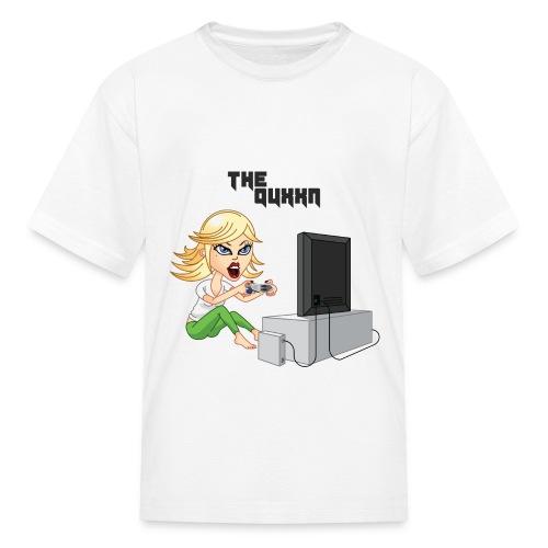 Gamer Girl Tee - Kids' T-Shirt