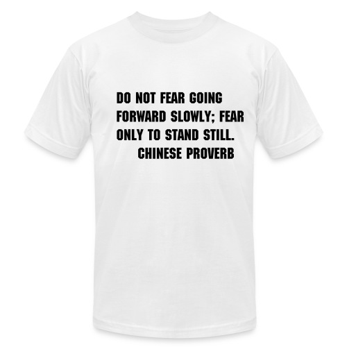 Men's  Jersey T-Shirt - PROVERB