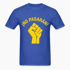 No Pasaran 2012 as worn by Nadezhda Tolokonnikova