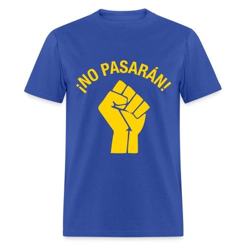 No Pasaran - Men's T-Shirt