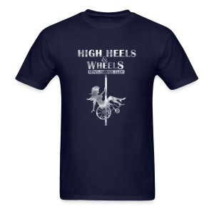 HIgh Heels & Wheels - Men's T-Shirt