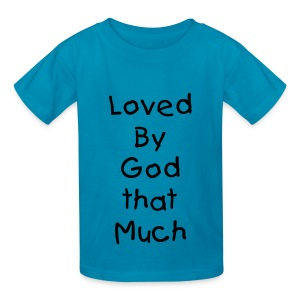 Loved - Kids' T-Shirt