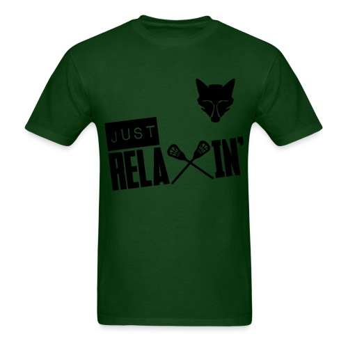 DF Varsity LAX Just ReLAXin' Men's T-Shirt - Men's T-Shirt