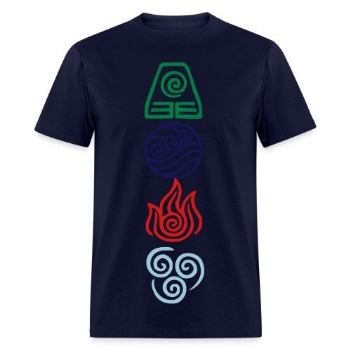 all elements - Men's T-Shirt