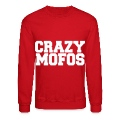 Crazy Mofos Long Sleeve Shirts