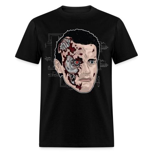 Cyborg Man-T800 - Men's T-Shirt