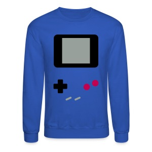 Press Start Crewneck - Crewneck Sweatshirt