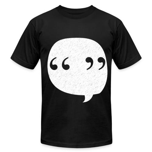 White Bubble Men's - Men's Jersey T-Shirt