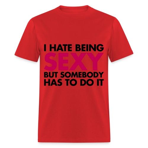 I'M SO SEXY - Men's T-Shirt