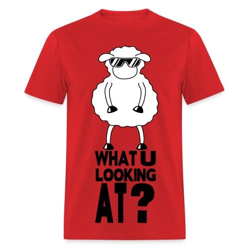 WHAT U LOOKIN AT SON? - Men's T-Shirt